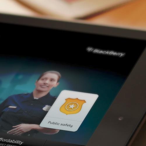 Blackberry Enterprise Sales Playbook App